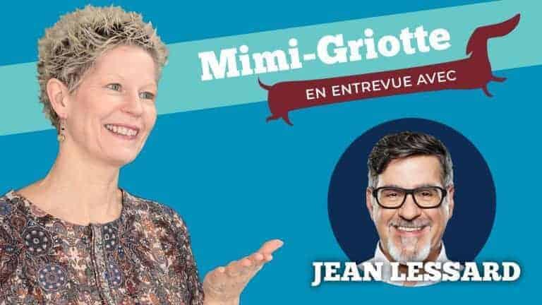 Image de présentation de l'entrevue avec Jean Lessard