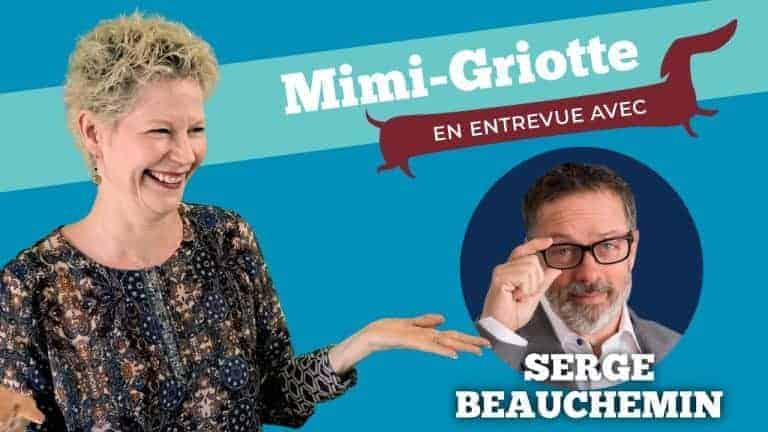 Image de présentation de l'entrevue avec Serge Beauchemin