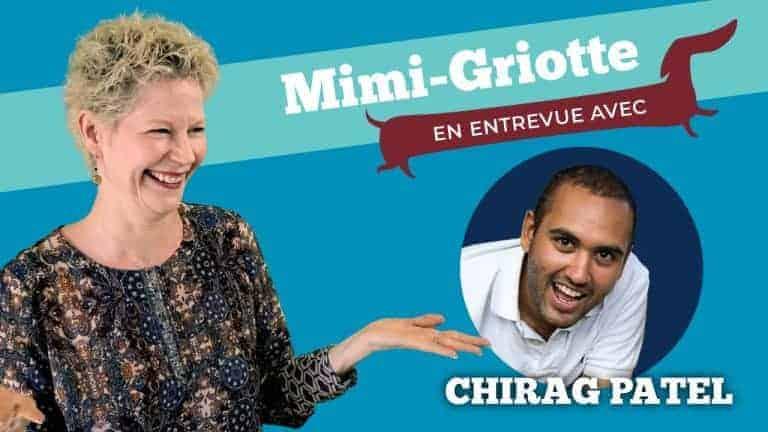 Image de présentation de l'entrevue avec Chirag Patel