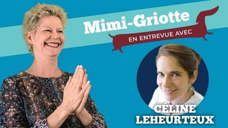 Image de présentation de l'entrevue avec Céline Leheurteux