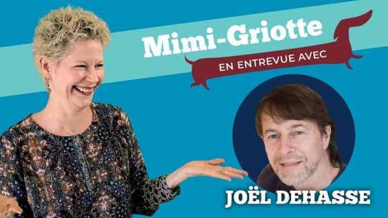 Image de présentation de l'entrevue avec Joël Dehasse