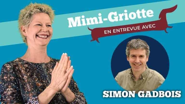 Image de présentation de l'entrevue avec Simon Gadbois
