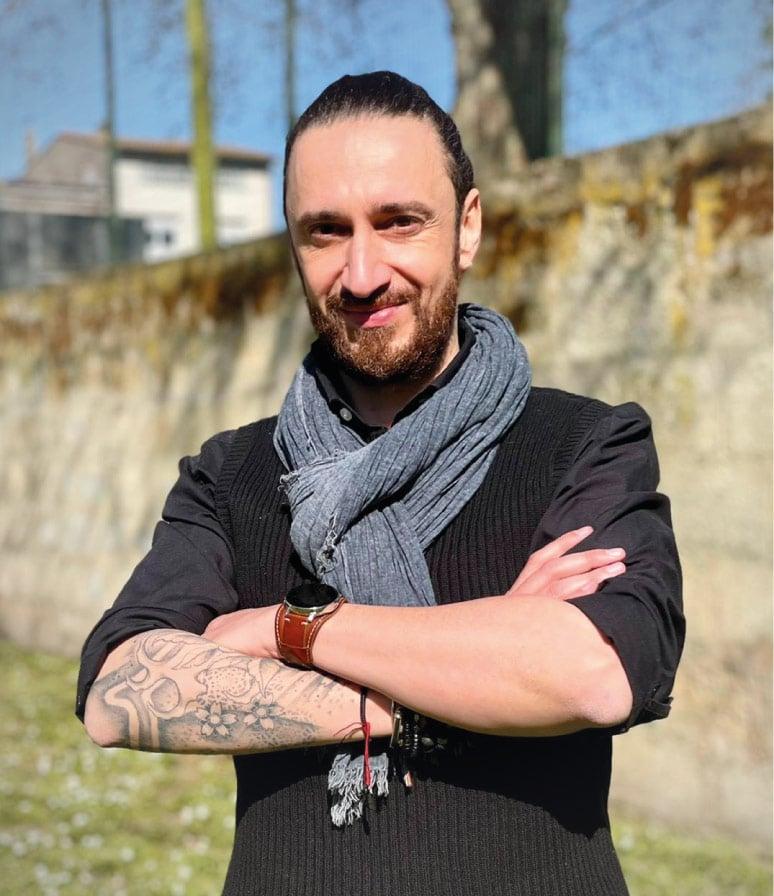 Dr Manuel Megoli vétérinaire comportementaliste