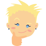 Mimi-Griotte emoji douteux